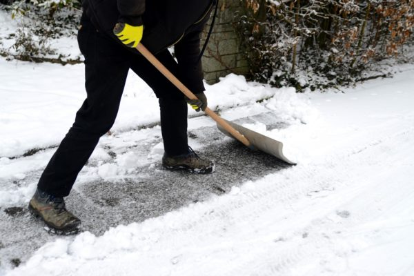 Eco-Friendly Ways To De-Ice Your Sidewalk