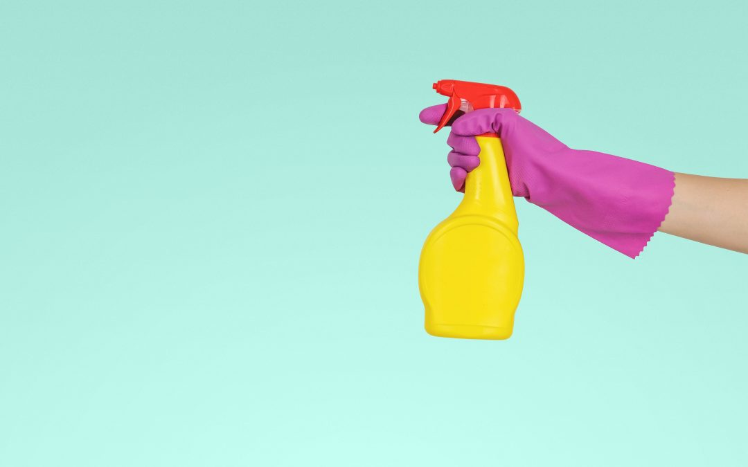 How To Clean Your Cleaning Tools & Appliances