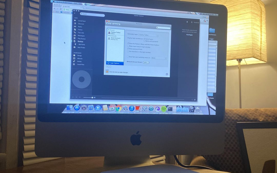 Hey guys! (And gals) I've inherited an abandoned Mac from my roommate, how do we go about resetting the computer to factory default without knowing the previous owner's password? Thanks!