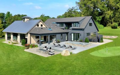 Join a Video Tour and Live Q&A| 2020 Idea House: Farmhouse in Fairfield County