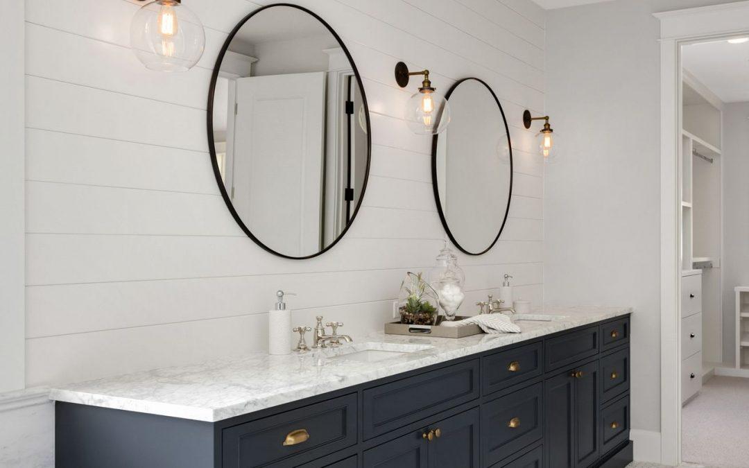Bathroom Lighting Guide: Shower and Vanity Lighting