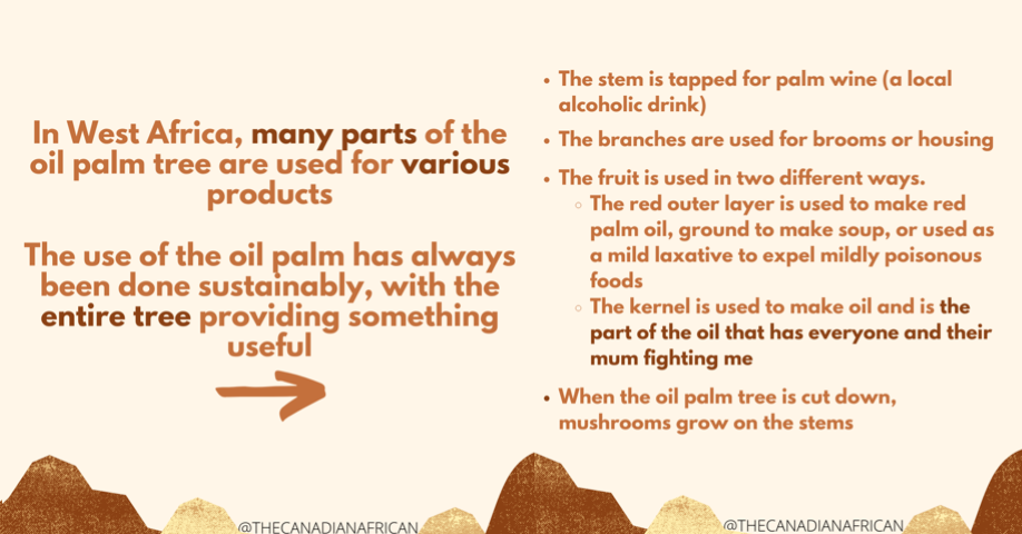 How Can We Reduce Our Demand for Unsustainable Palm Oil?