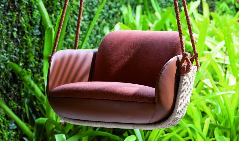 Wile Away the Hours in the Balanco Grano + Balanco Seed Hanging Chairs
