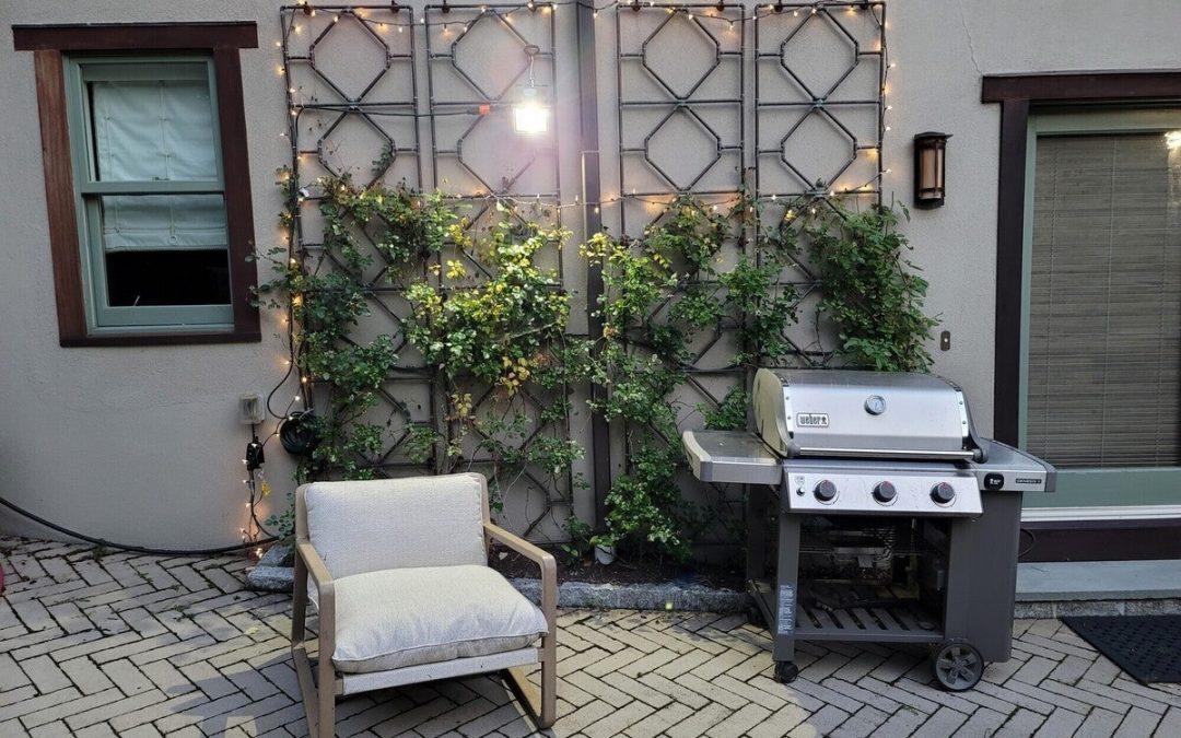 How to set up smart outdoor lighting the easy way