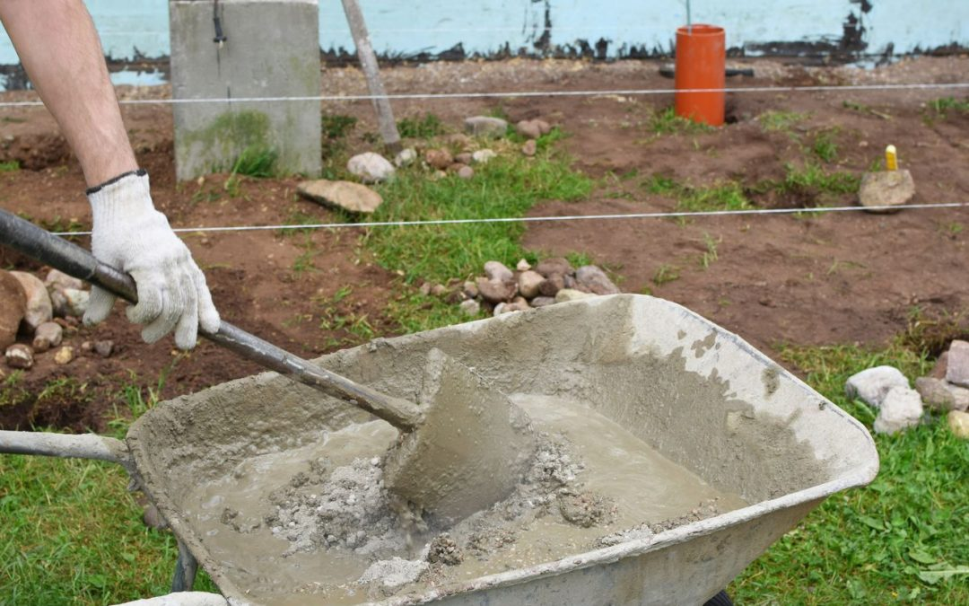 How to Make and Mix Concrete